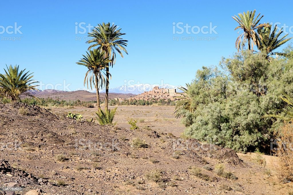 sahara desert africa royalty-free stock photo