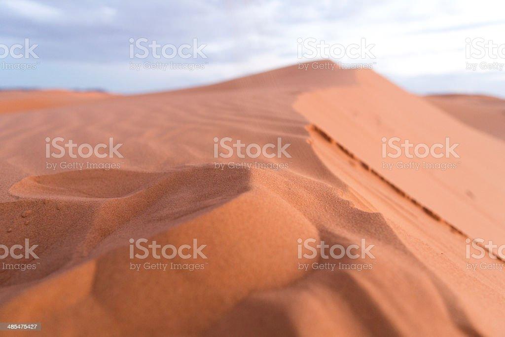 sahara sand royalty-free stock photo