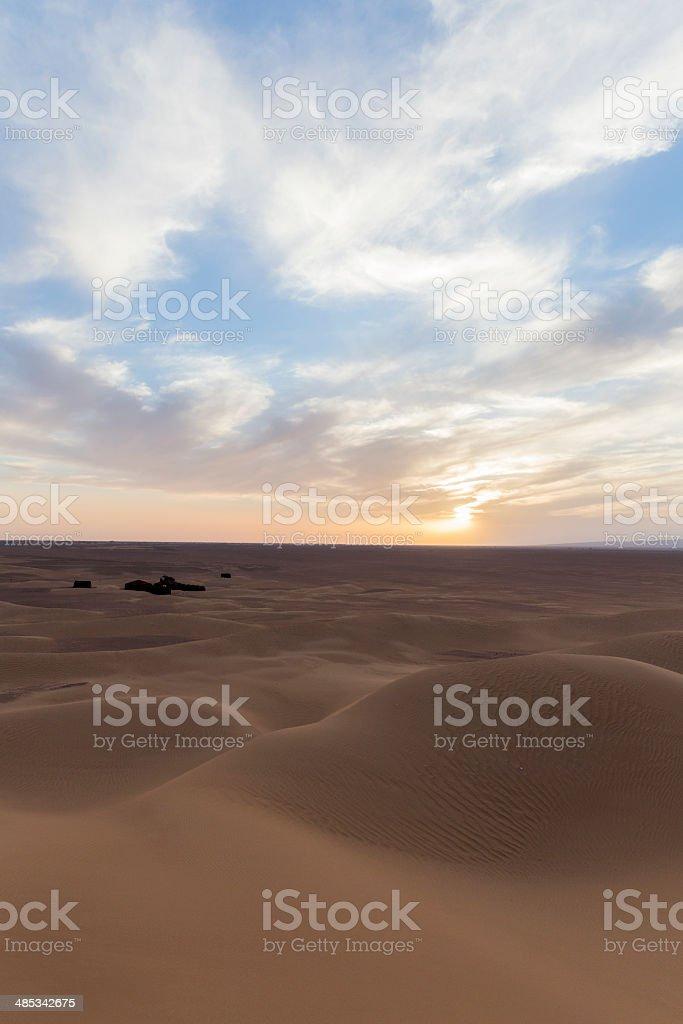 sahare desert royalty-free stock photo