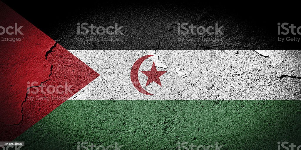 Sahrawi stock photo