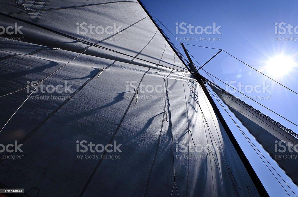 sail royalty-free stock photo