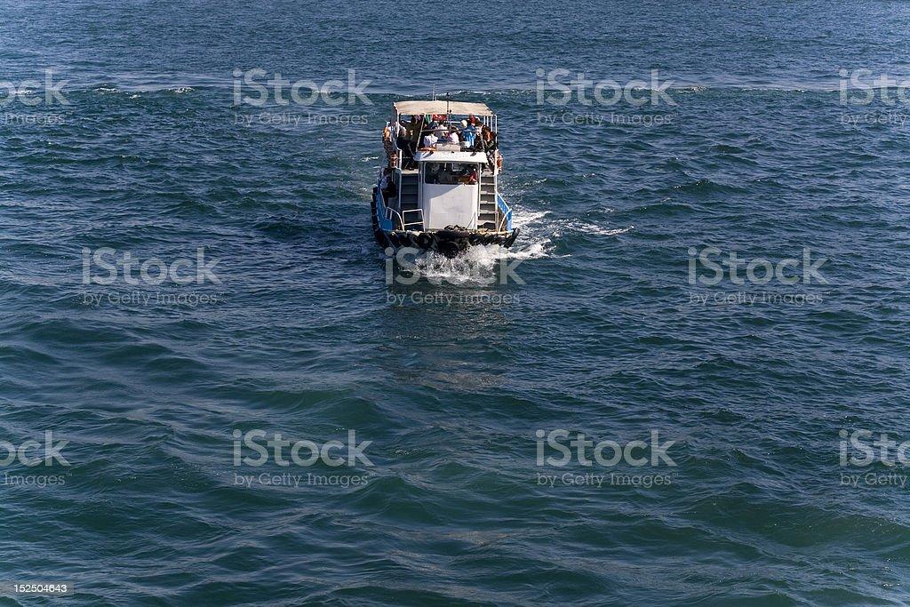 Segelboot, Lizenzfreies stock-foto
