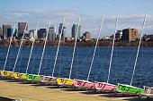 Sailboats and Boston