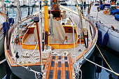 Sailing boat, Cannes