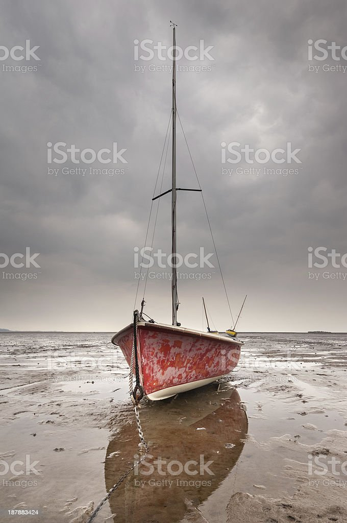 Sailing Dinghies royalty-free stock photo
