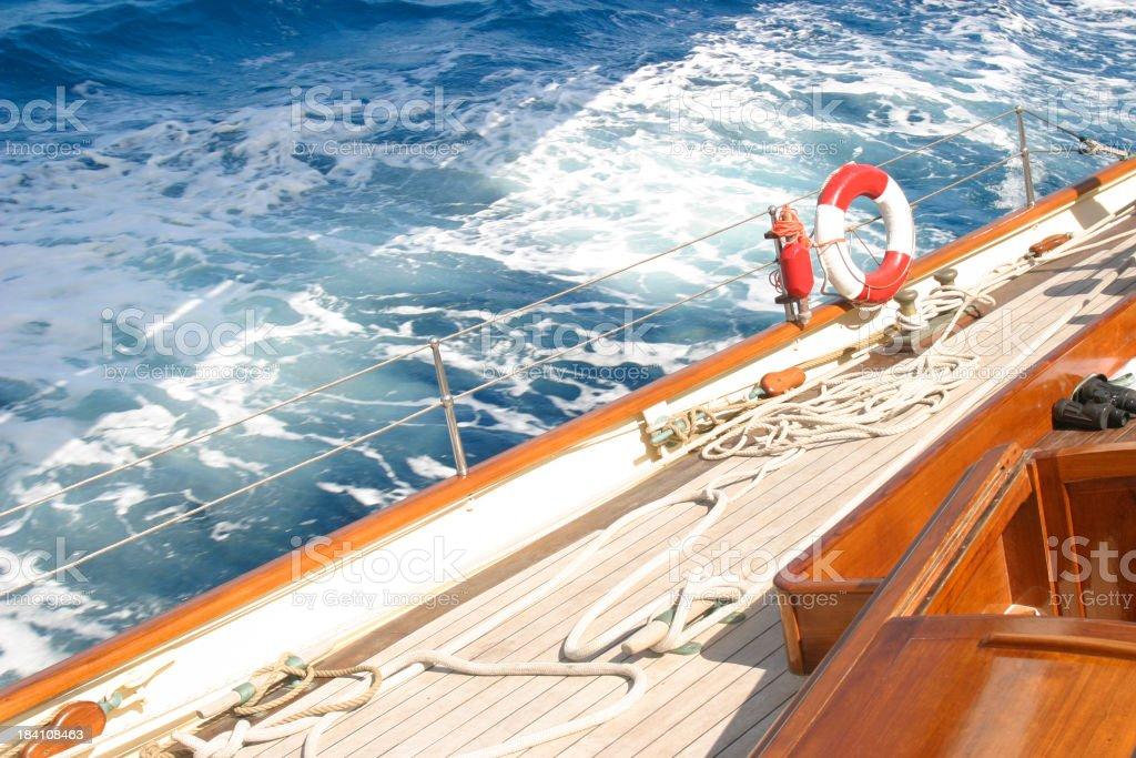 Sailing6 royalty-free stock photo