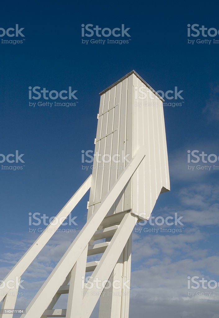 Sailinghouse royalty-free stock photo