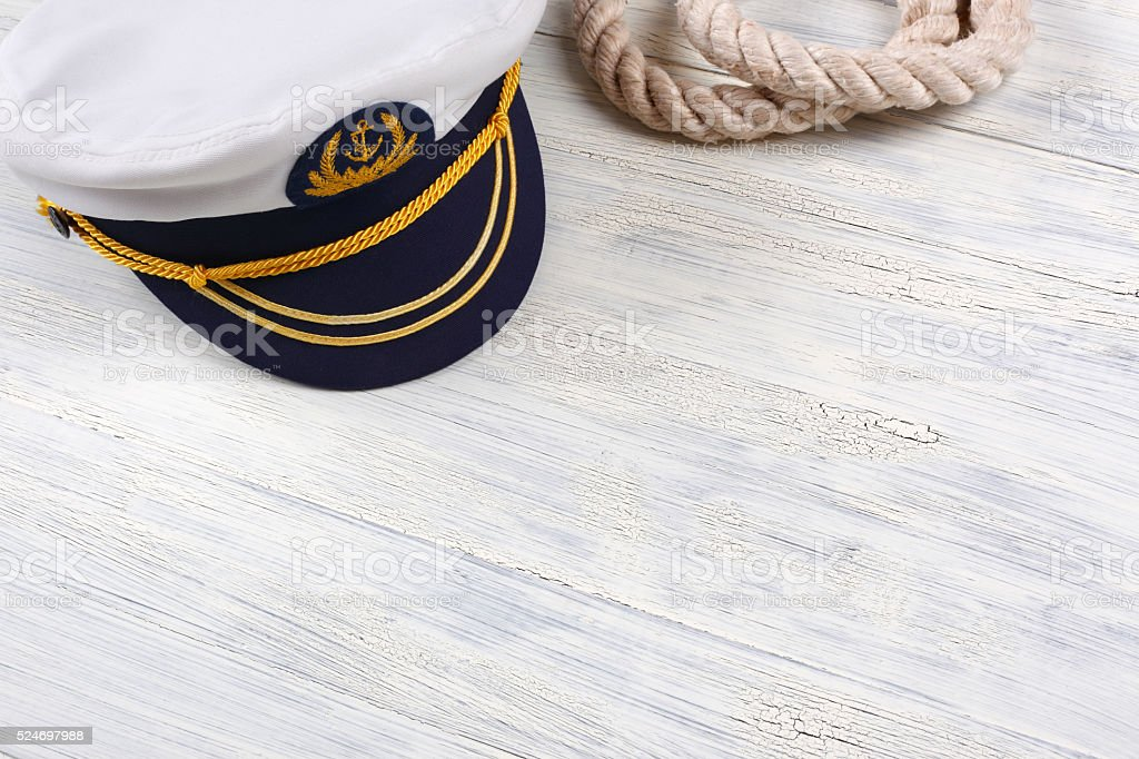 Sailor Background stock photo