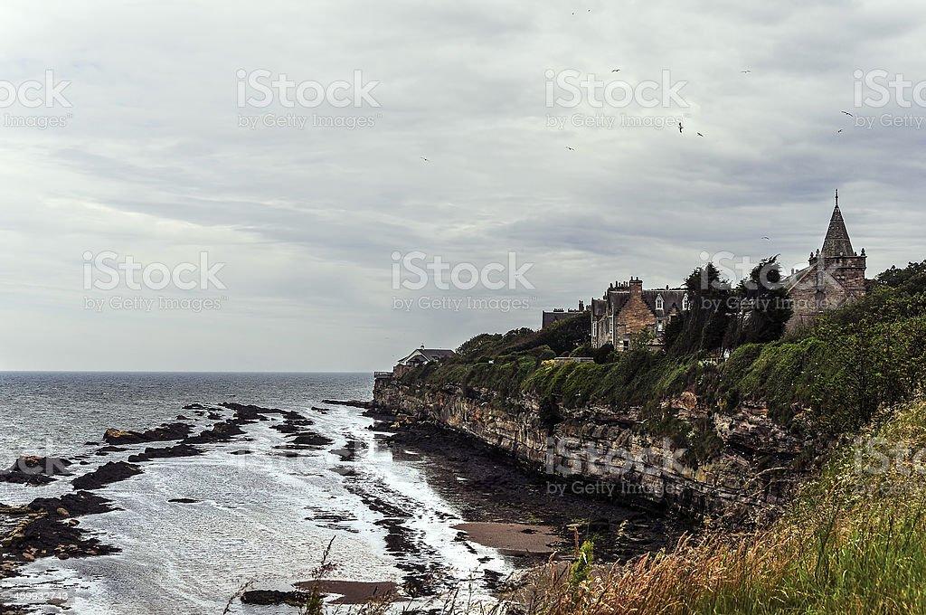 Saint Andrews.Scotland stock photo
