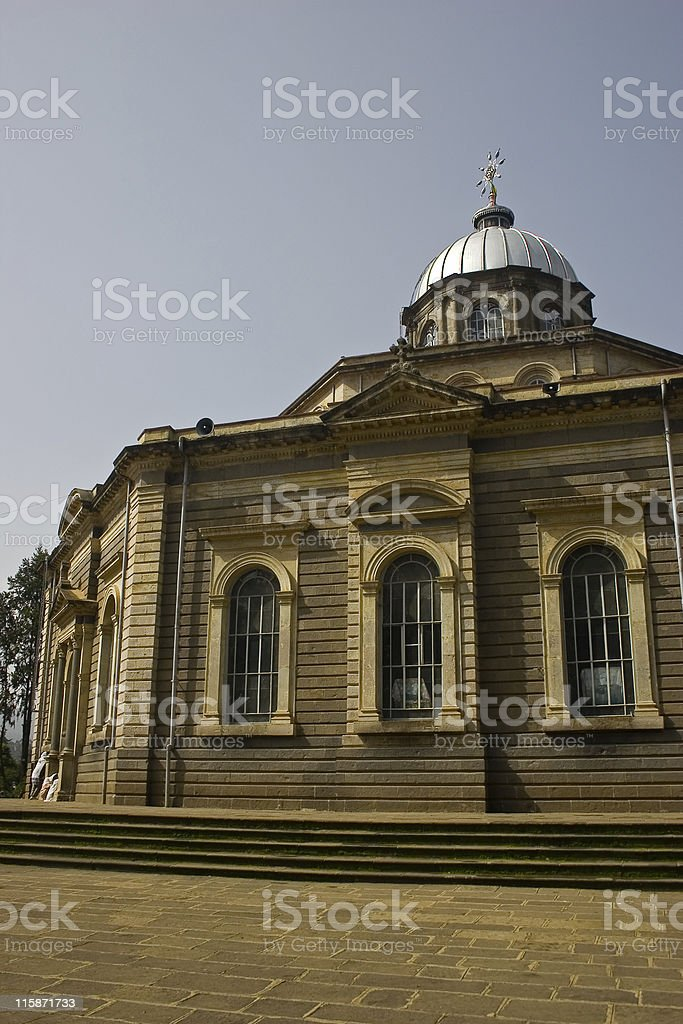 Saint George cathedral royalty-free stock photo