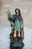 Saint James the Greater - Statue in Mechelen Cathedral