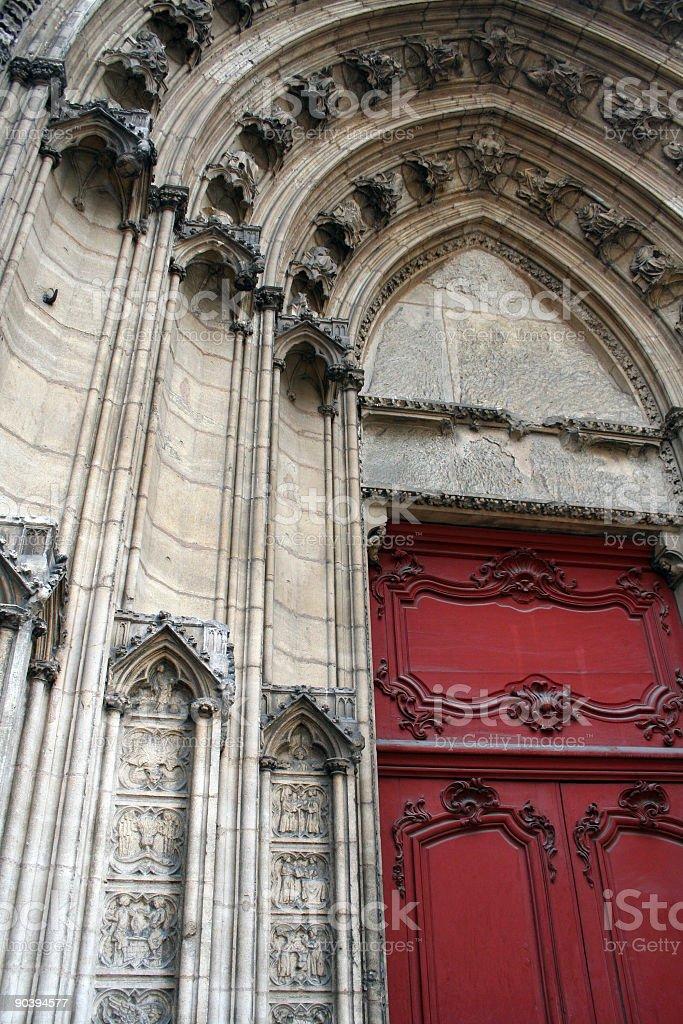 Saint Jean royalty-free stock photo