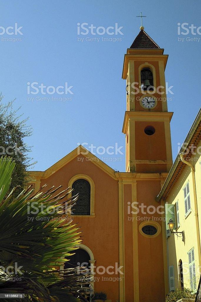 Saint John Cap Ferrat, France stock photo