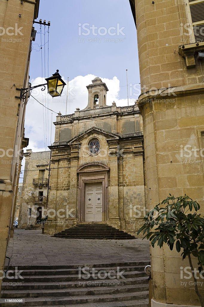 'Saint Joseph Oratory, Birgu' stock photo