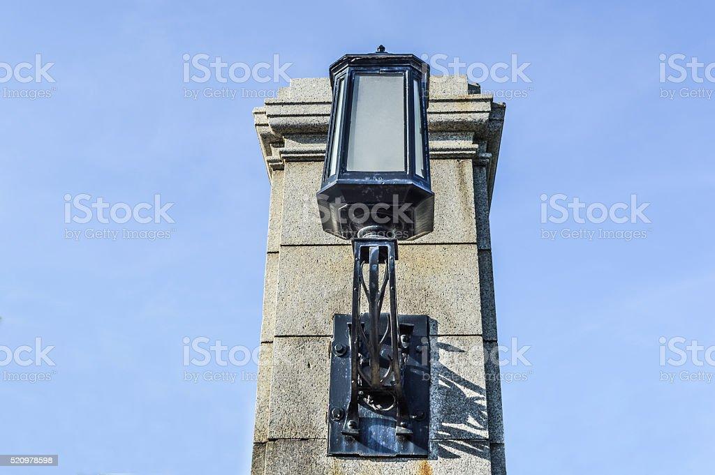 Saint Joseph's Oratory lantern stock photo