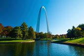 Saint Louis Gateway Arch and Park