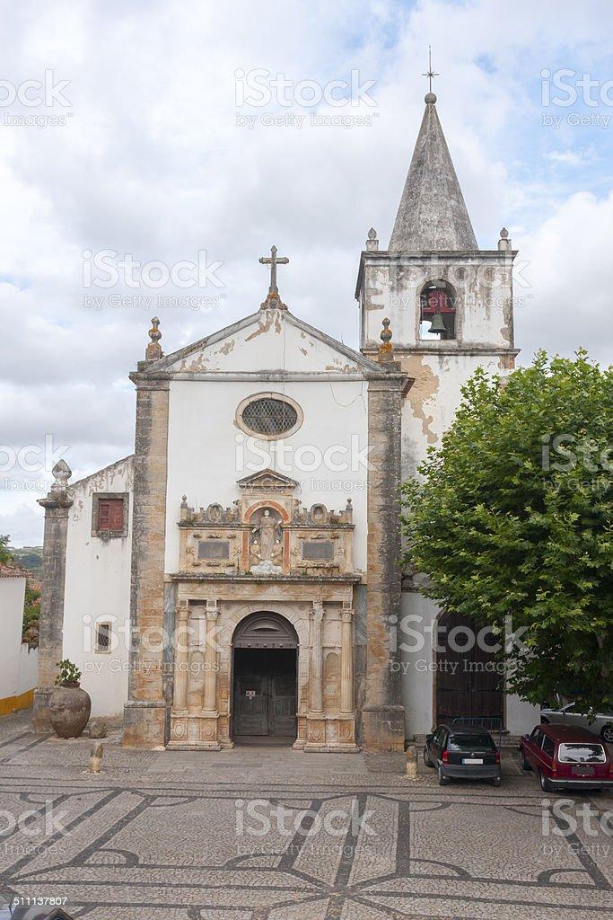 Saint Mary Church stock photo