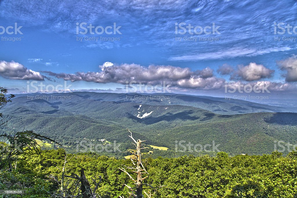 Saint Mary's Wilderness royalty-free stock photo