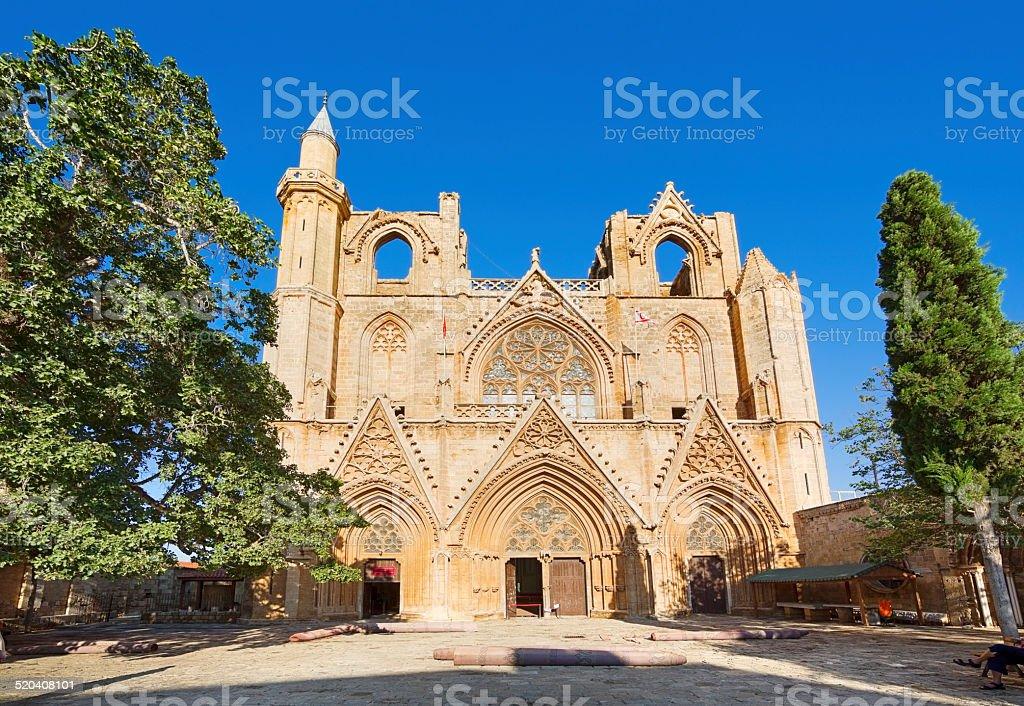 Saint Nicholas's Cathedral stock photo