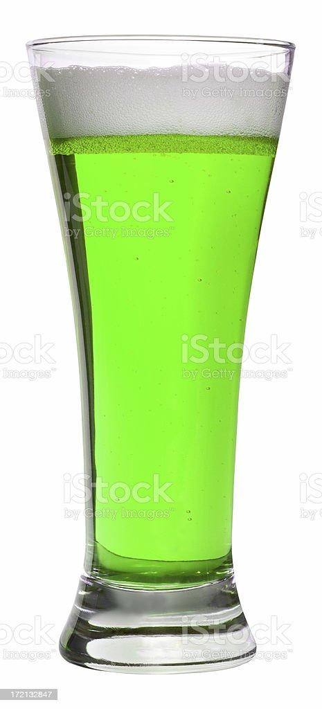 Saint Patrick's Day Beer royalty-free stock photo