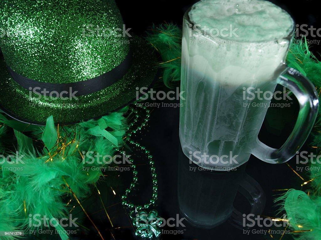 Saint Patrick's Day Celebration stock photo