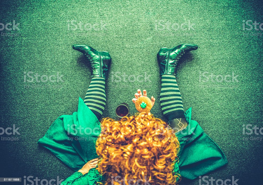 Saint Patrick's Day stock photo
