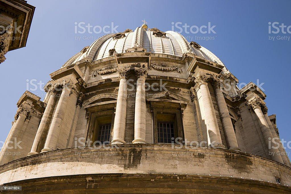 Saint Peter stock photo