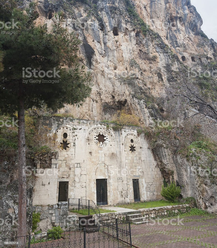 Saint Pierre Church royalty-free stock photo