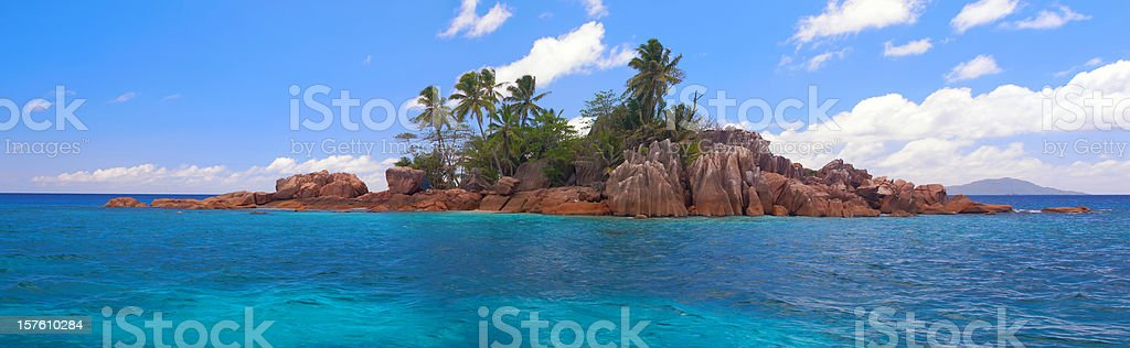 saint pierre island stock photo