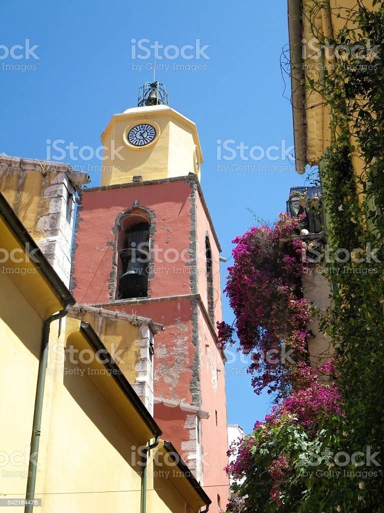 Saint Tropez stock photo
