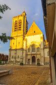 Saint-Nizier church, in Troyes