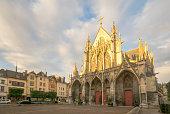 Saint-Urbain Basilica, in Troyes