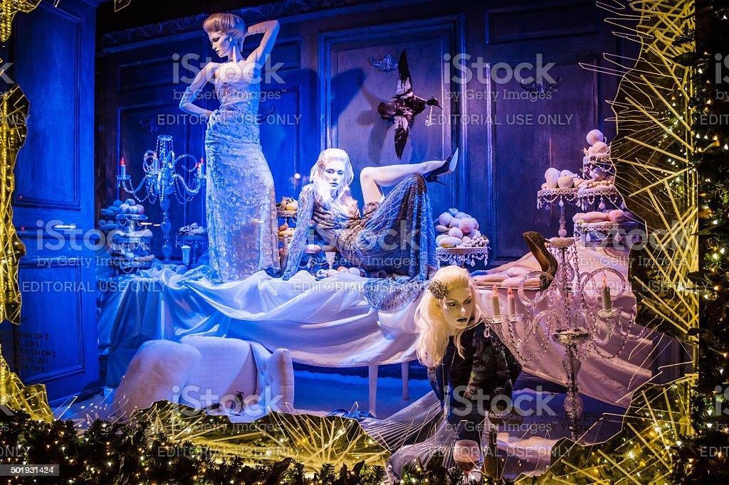 Saks Winter Palace 10 stock photo