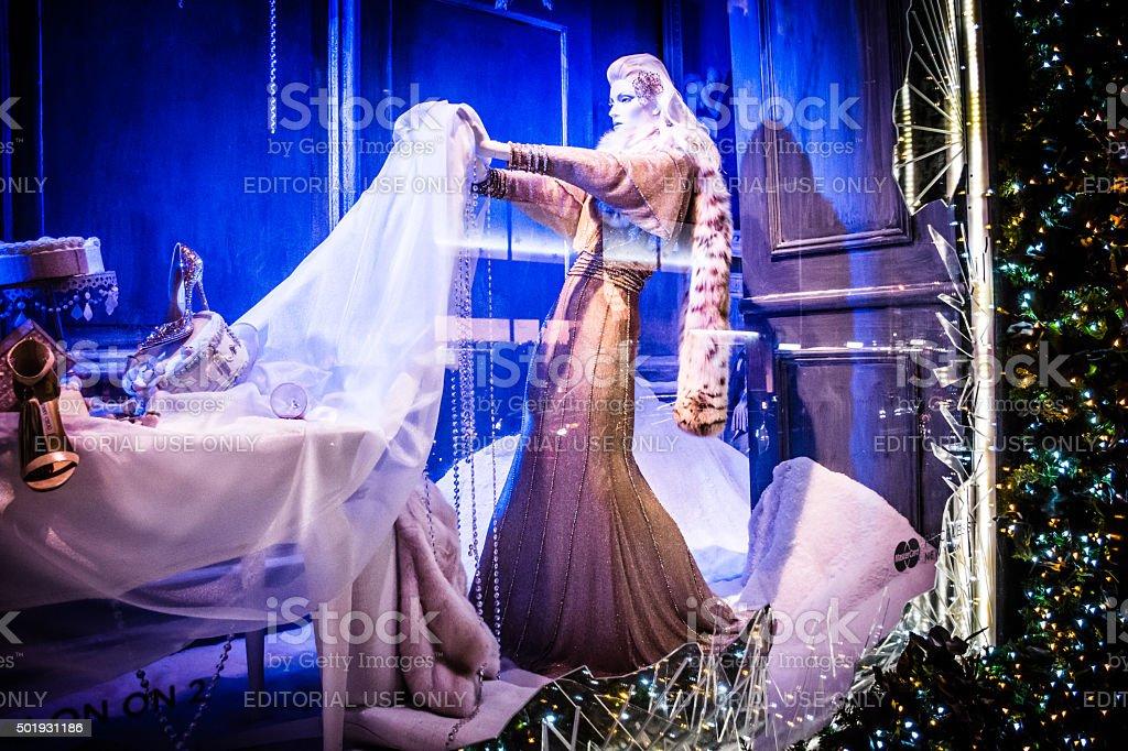 Saks Winter Palace 12 stock photo