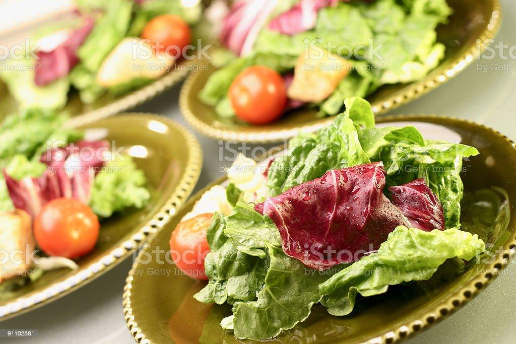 Salad 4 royalty-free stock photo