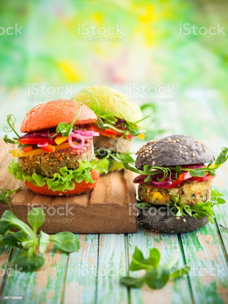 salad and appetizer stock photo