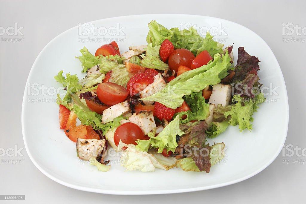 salad dish royalty-free stock photo