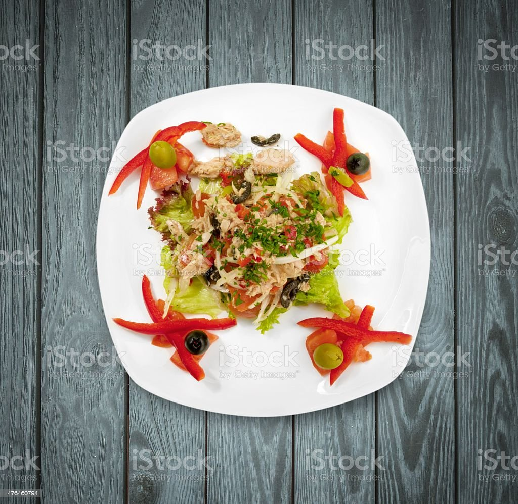 Salad, Healthy Eating, Vegetable stock photo