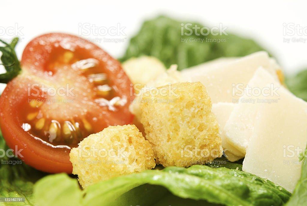 Salad ingriendents royalty-free stock photo