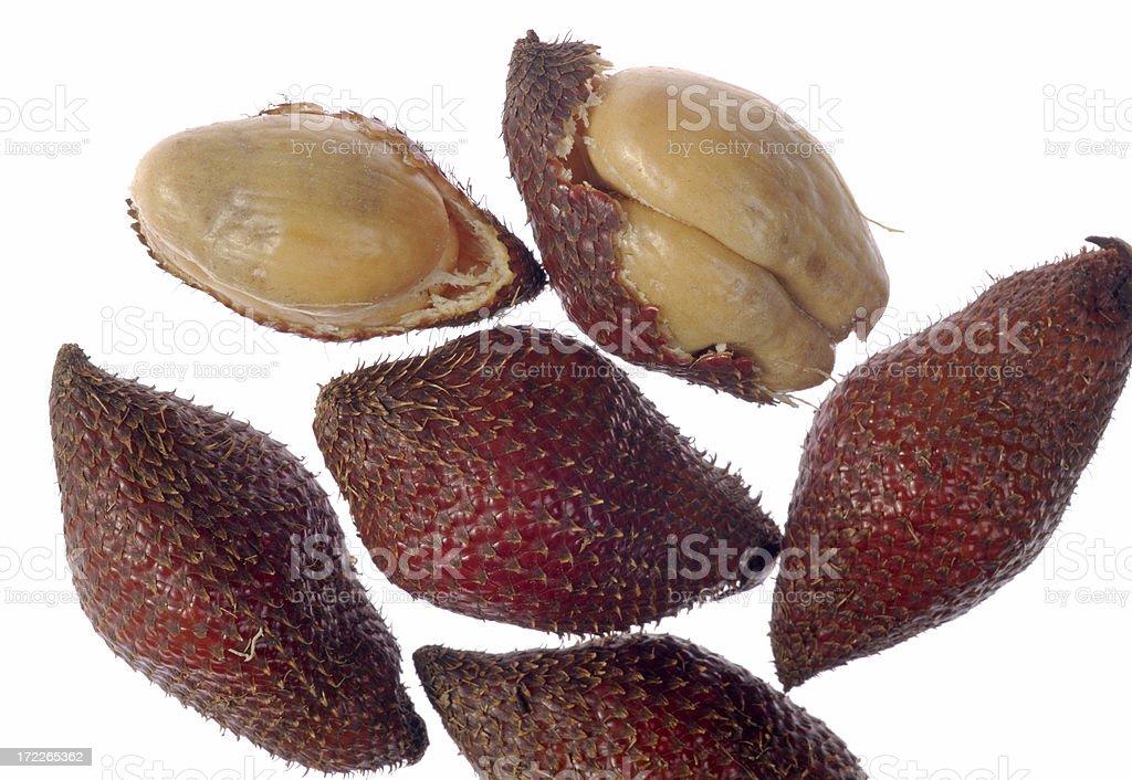 Salak, Snake Fruit stock photo