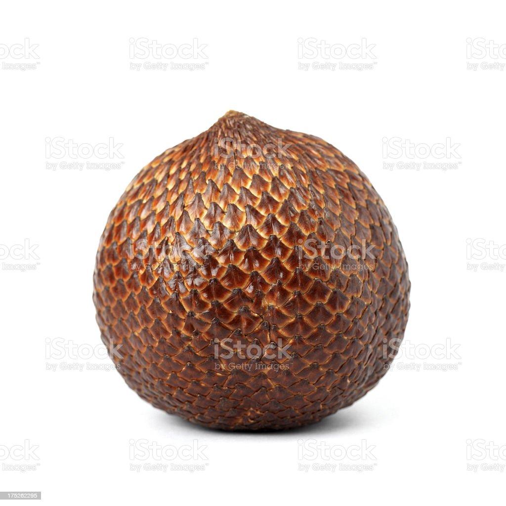 Salak - tropical fruit stock photo