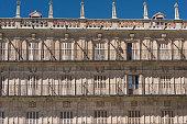Salamanca (Spain): historic Plaza Mayor