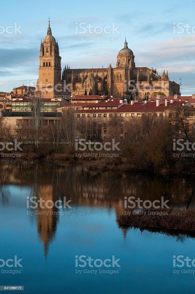 Salamanca stock photo