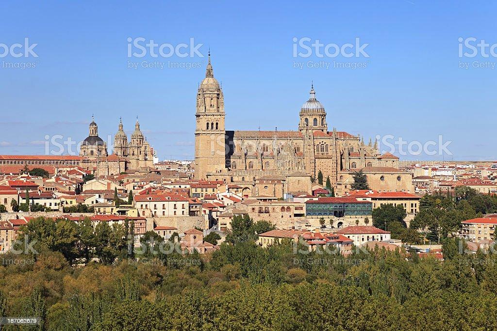 Salamanca, Spain stock photo