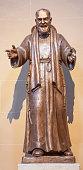 Salamanca - The statue of Pater Pio