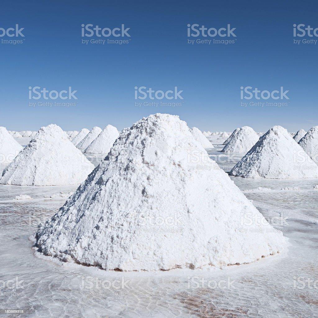'Salar de Uyuni, Altiplano Bolivia' stock photo