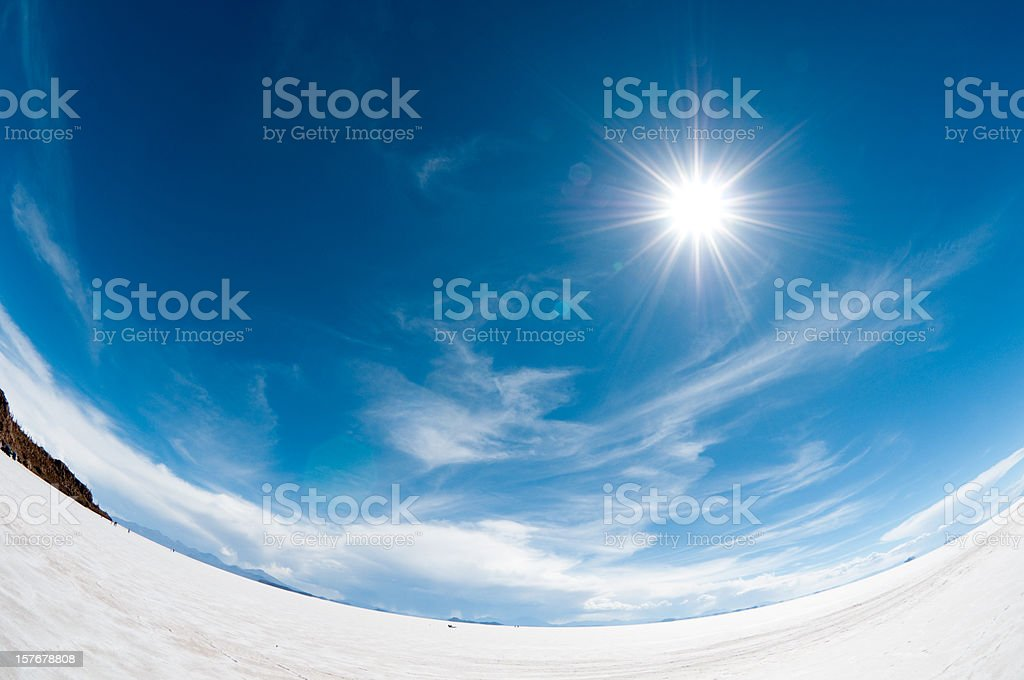 Salar de Uyuni royalty-free stock photo