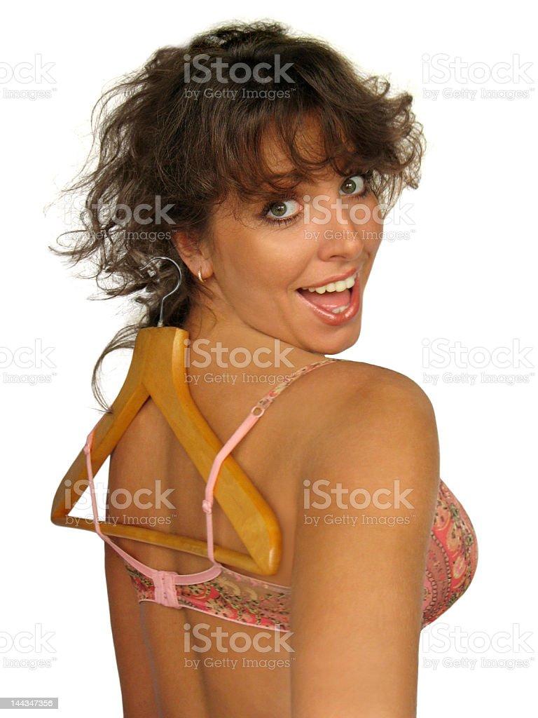 sale girl royalty-free stock photo