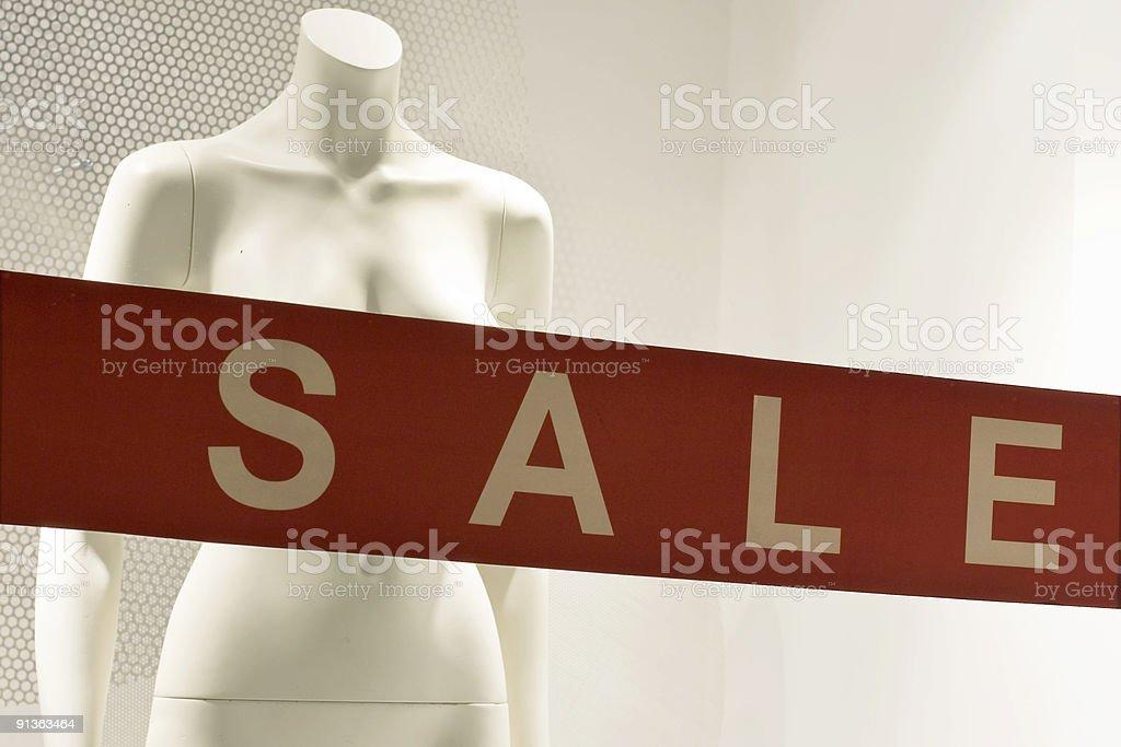 Sale #3 royalty-free stock photo