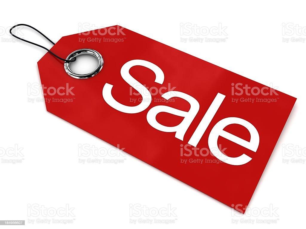 Sale Price stock photo